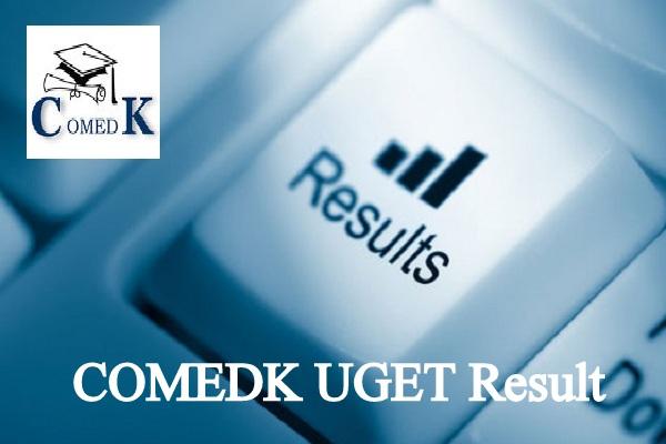 COMEDK-UGET-Result