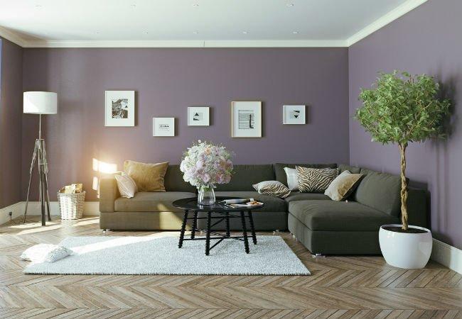 Parquet Flooring home