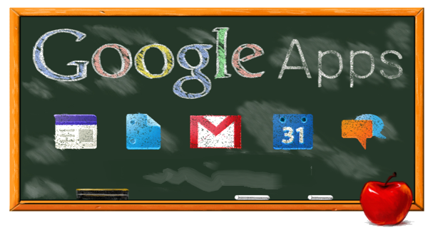 google apps for education backup