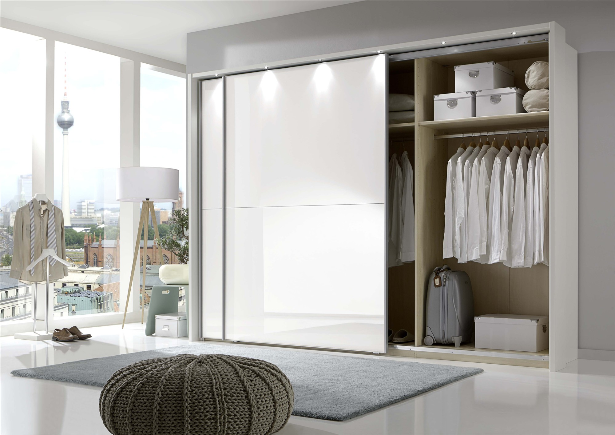 Different Types Of Bedroom Wardrobe Design Ideas To Organize Your