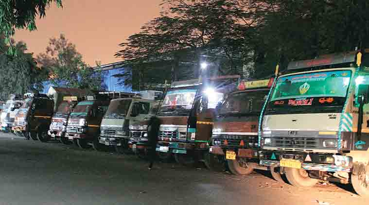 Ahmedabad to Hyderabad Transport Service