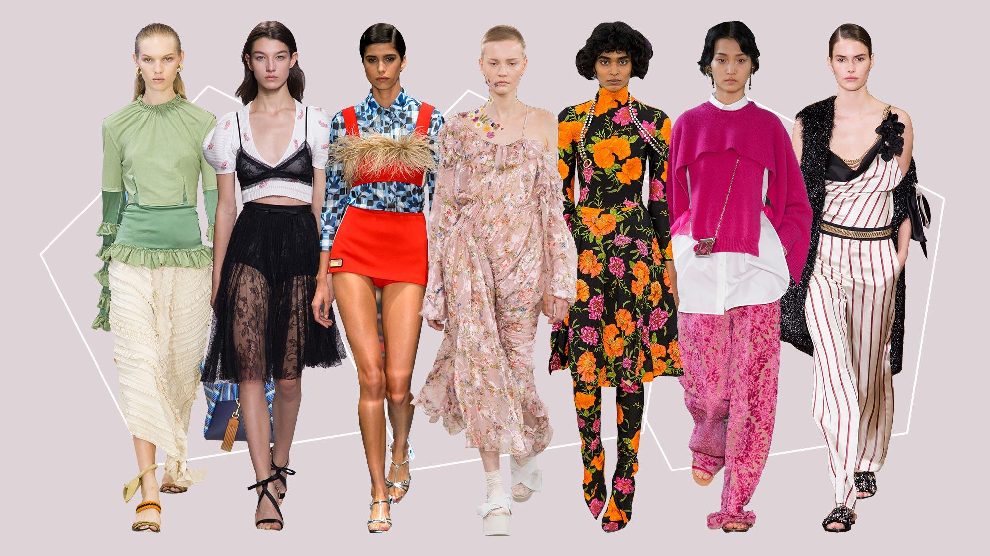 Fashionable trend latest seasons